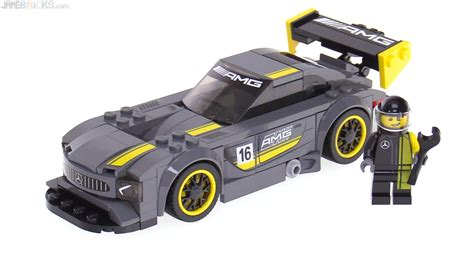 lego mercedes lego speed chions mercedes amg gt3 review 75877
