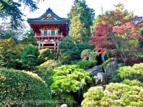 Botanical Gardens In California by Japanese Tea Garden San Francisco
