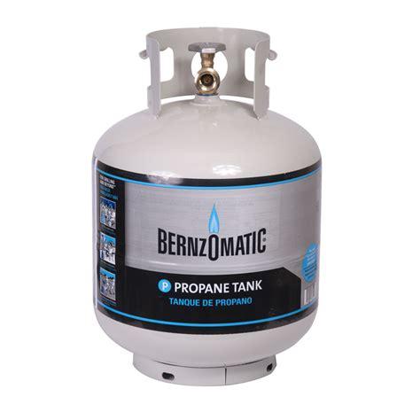 shop bernzomatic 20 lb propane tank at lowes com