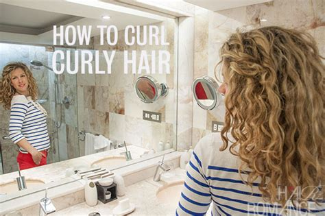 how to style curly wavy hair how to re style curly hair on the second day new 1727