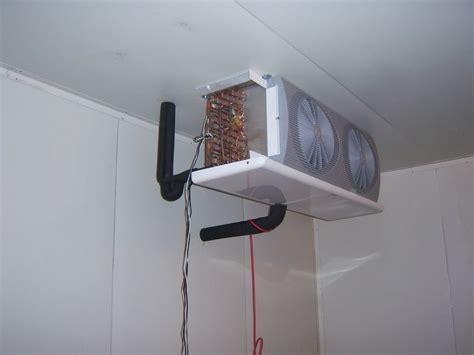 evaporateur chambre froide depannage evaporateur negatif montage resistances