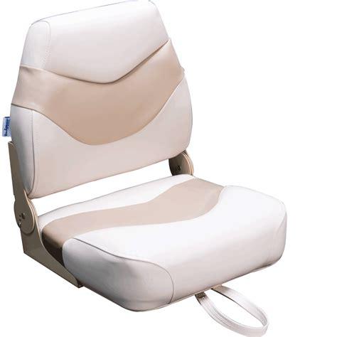 Pontoon Boat Seats by Folding Pontoon Boat Seats Pontoonstuff