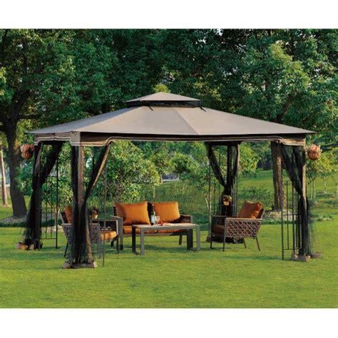 gazebo canopy  mosquito netting