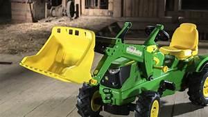 Rasenmähertraktor John Deere : rolly toys lapac traktor john deere s p edn m naklada em farmtrac youtube ~ Eleganceandgraceweddings.com Haus und Dekorationen