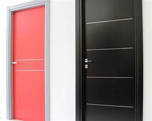 Porte Fin De Chantier Lapeyre : gammes de produits la porte contemporaine ~ Nature-et-papiers.com Idées de Décoration