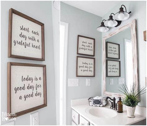 bathroom wall prints 10 creative diy bathroom wall decor ideas