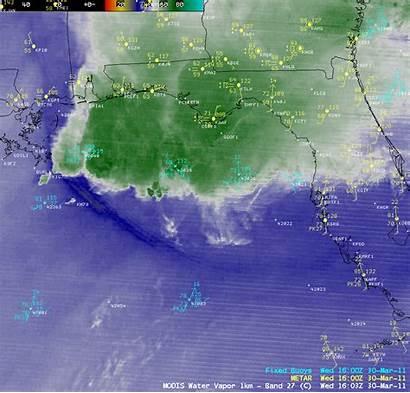 Water Convection Intense Vapor Modis Satellite Waves