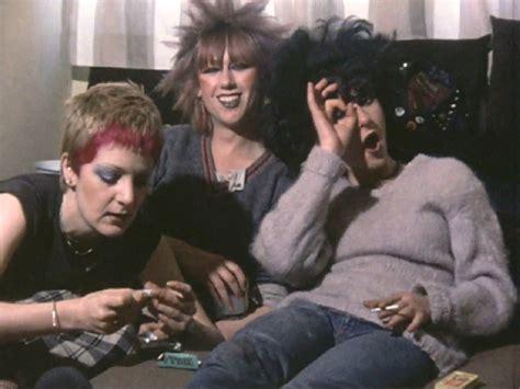 80s Punk Girl
