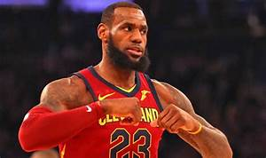 LeBron James: Cavs team-mate makes INCREDIBLE Michael ...