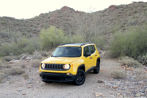 Jeep's New Renegade Simplicity Is Its Own Reward Ars