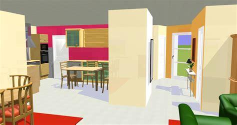 entree cuisine peinture brest décoration espace à vivre décoratrice à