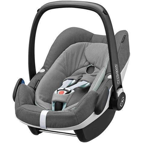 Maxi Cosi Pebble Plus I Size 0 Baby Car Seat Concrete Grey At Lewis