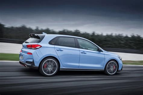 From the outside, an untrained eye won't see a difference between a regular i30 and the n version. Hyundai i30N Coming to SA in January 2020 - Cars.co.za