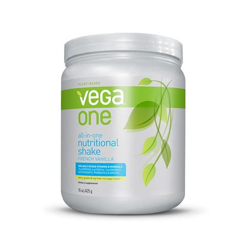 Amazon.com: Vega One - All-in-One Nutritional Shake-French