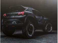 Peugeot Cars News 2008 DKR Dakar Rally racer unveiled