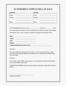 Printable Bill Of Sale Car 11 12 Bill Of Sale Ontario Template Lascazuelasphilly Com