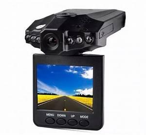 Ecran Video Voiture : carhddvr camera embarqu e pour voiture 480p carte sd jusqu 39 32 go avec cran lcd d tection ~ Farleysfitness.com Idées de Décoration