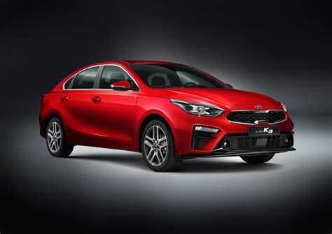All-new 2019 Kia Forte World Debut At North American