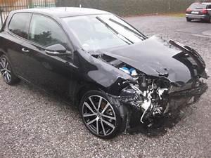 Voiture Accidenté : voiture volkswagen golf 6 accidente ~ Gottalentnigeria.com Avis de Voitures
