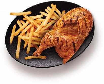 Chicken Galitos Chips Menu Half Africa South