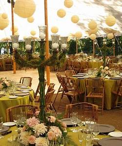 Outdoor Wedding Reception Decoration Ideas - Weddings By Lilly