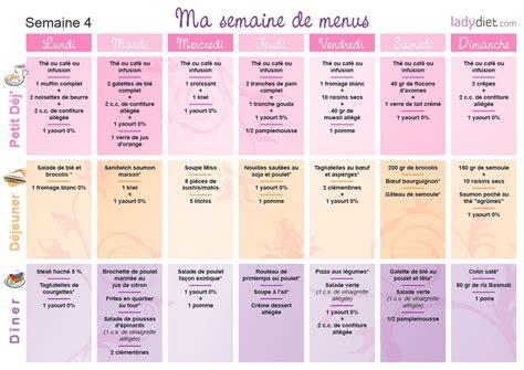 menu semaine cuisine az repas semaine régime az08 jornalagora