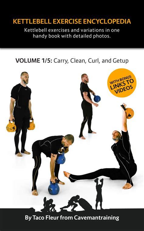 kettlebell paperback encyclopedia exercise vol