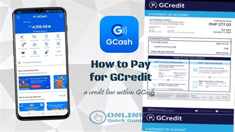 Maybe you would like to learn more about one of these? How to Pay for GCredit - Online Quick Guide