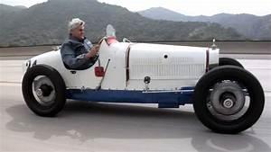 Garage Molsheim : 1928 bugatti type 37a jay leno 39 s garage youtube ~ Gottalentnigeria.com Avis de Voitures