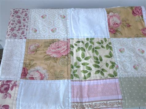 shabby chic toddler bedding shabby chic baby quilt cottage chic nursery bedding