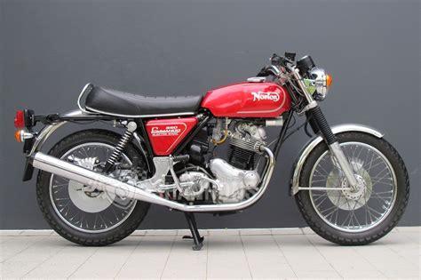 Norton Commando Mk3 850cc Motorcycle Auctions