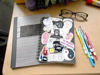 Diy Notebooks Inspired Flower Child