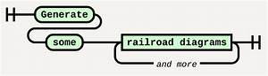Bnf - Tool For Generating Railroad Diagram Used On Json Org