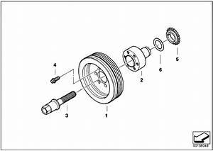 Original Parts For E82 125i N52n Coupe    Engine   Belt