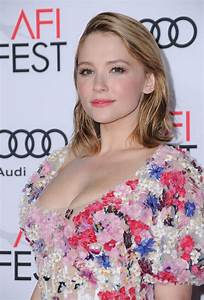 Haley Bennett At 'rules don't apply' premiere in Los ...