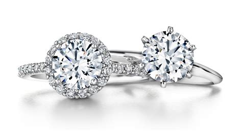 5 thin band engagement rings to adore ritani