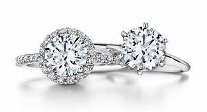 5 thin band engagement rings to adore ritani for Ritani wedding engagement rings