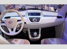 Geely McCar Concept, a Mini Transformer, in Video and