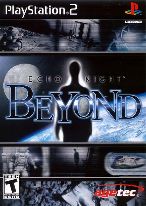 echo night   playstation   mobygames