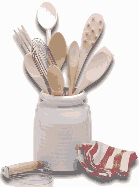 cooking utensils clipart kitchen tools utensils clip at clker vector clip