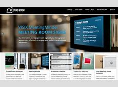 18 Digital Signage Answers To Meeting Room Booking Nightmares