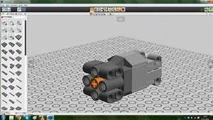 lego digital designer l motor youtube With lego digital designer templates