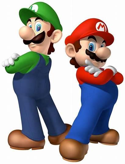 Mario Clipart Clip Super Bros Luigi Cliparts