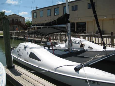 Seawind 24 Catamaran For Sale Australia by Seawind 24 Foot Catamaran 1985 Houston Texas Sailboat
