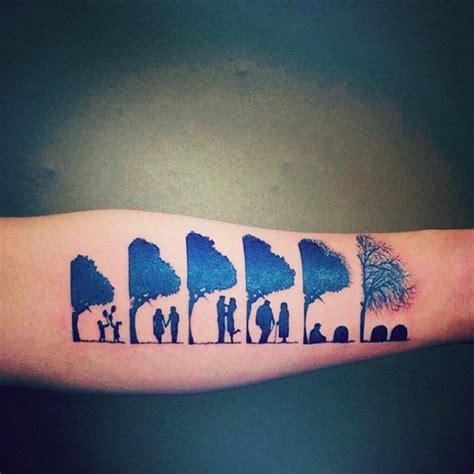 tattoo lovestory love blackandwhite life tree arm