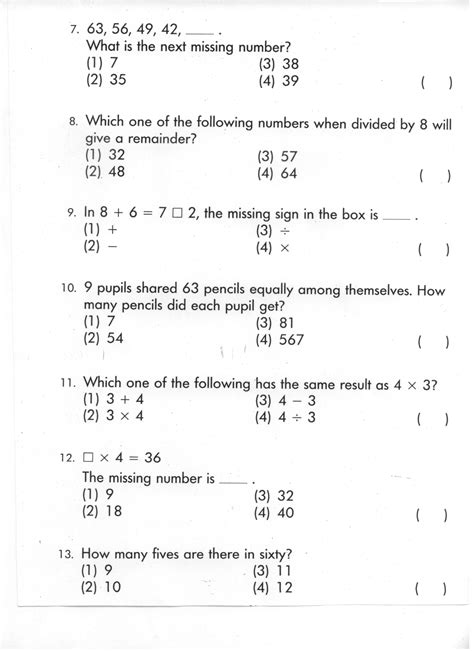 maths division worksheets for class 3 1000 ideas about