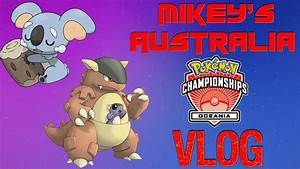 Pokemon Australia Oceania International Championship Vlog ...