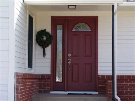 Advantage Fiberglass Exterior Doors  All Design Doors & Ideas