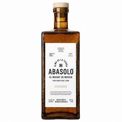 Whisky Abasolo Alcohol