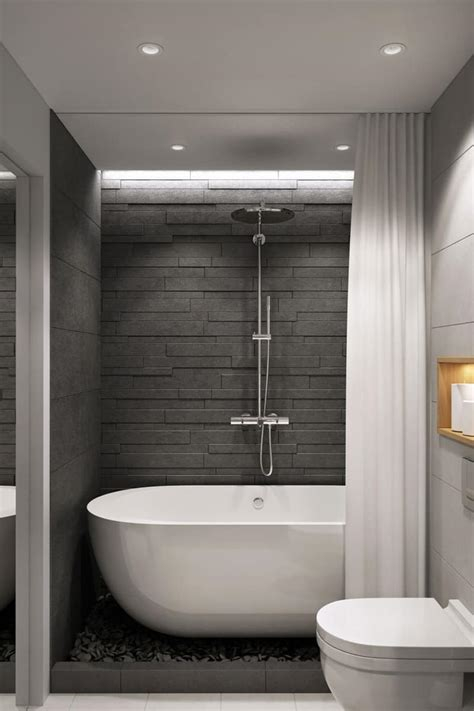 Bathroom Ideas Grey And White by 25 Gray And White Small Bathroom Ideas Designrulz